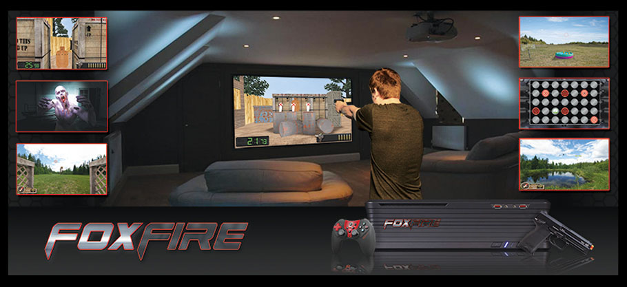FoxFire Home Shooting Simulator